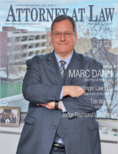 Attorney at Law Magazine, Cleveland Edition - Marc Dann
