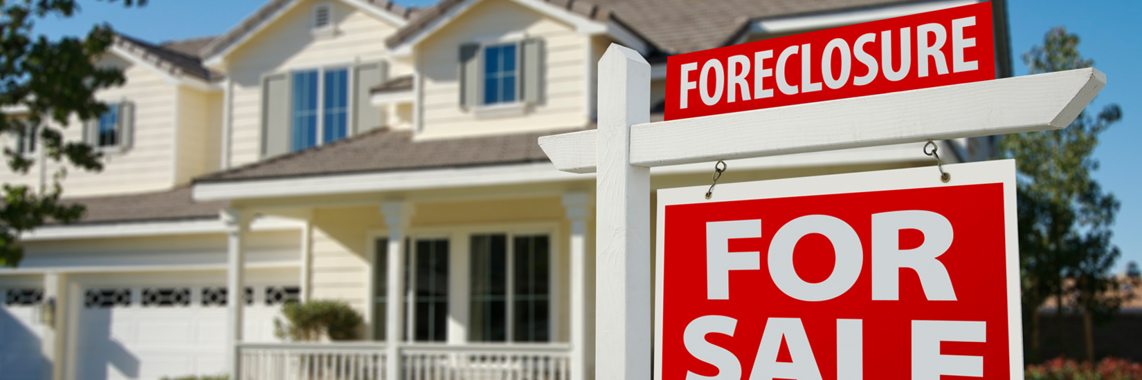 More Foreclosures Coming 2017