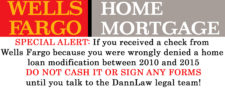 Wells Fargo offering loan mod scandal victims lowball settlements, mediation instead of fair compensation